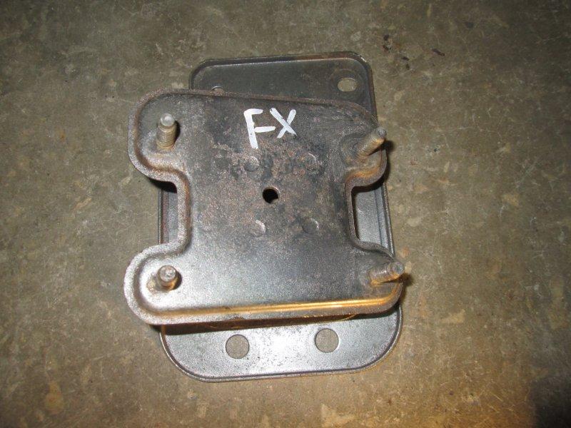 Кронштейн усилителя бампера Infiniti Fx45 S50 VK45DE 2006 задний