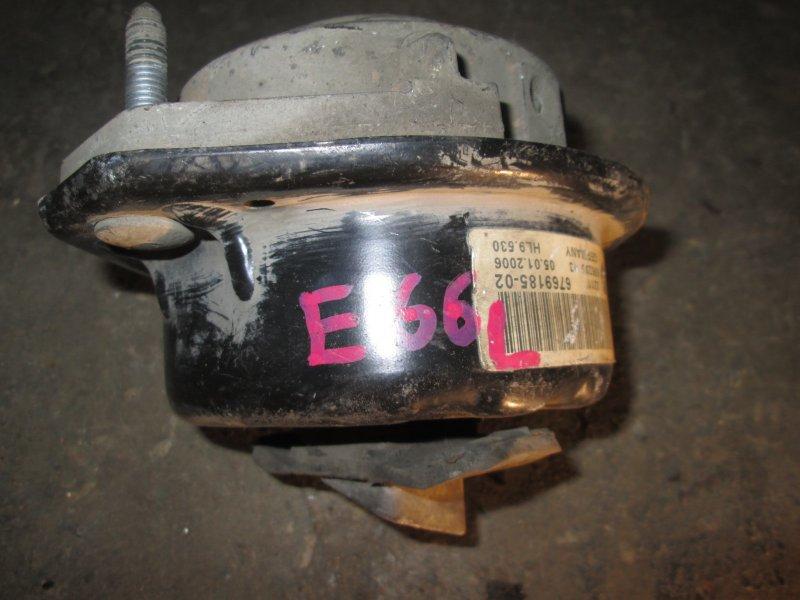 Подушка двигателя Bmw 7-Series E66 N62B40A 2006 левая