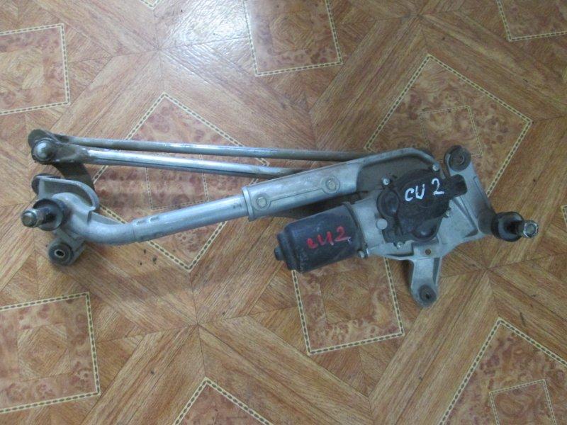 Механизм дворников, трапеция Honda Accord CU2 K24Z3 2009