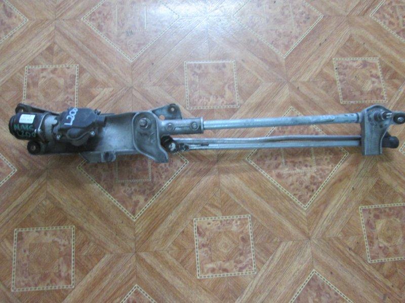 Механизм дворников, трапеция Mitsubishi L200 KB4T 4D56 2008