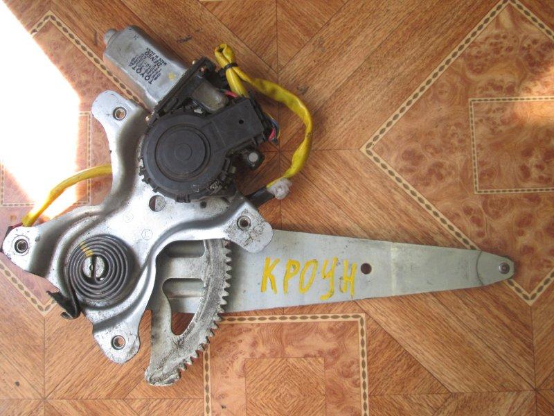 Стеклоподъёмный механизм Toyota Crown JZS171 147,1/200 2000 задний левый