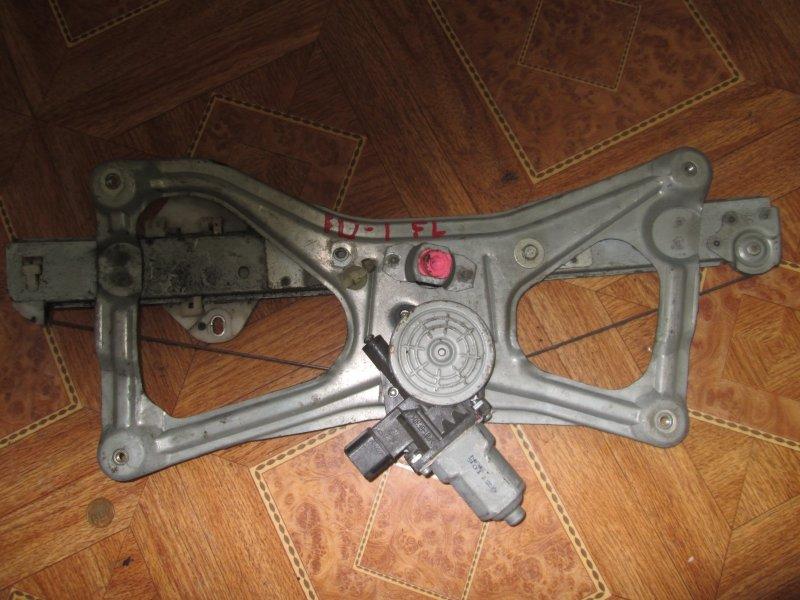 Стеклоподъёмный механизм Honda Civic FD3 LDA2 2011 передний левый