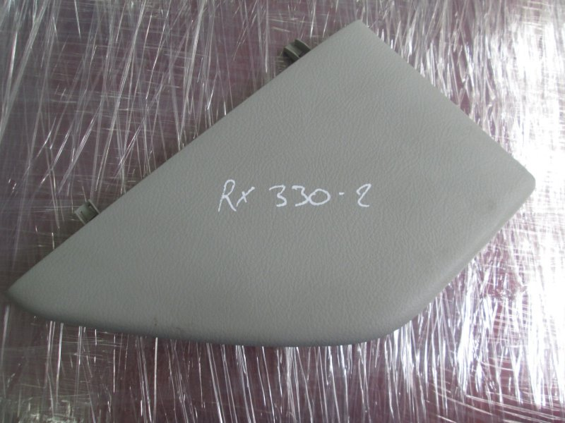 Накладка на ковролин порога Lexus Rx330 MCU38 3MZ 2005
