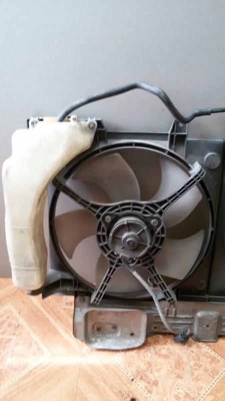 Вентилятор охлаждения радиатора Subaru Legacy BH, BE 2002