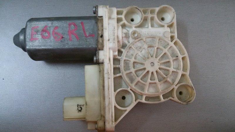 Моторчик стеклоподъемника Bmw 7-Series E66 N62B40A 2006 задний левый