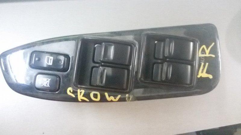 Кнопка стеклоподъемника Toyota Crown JZS171 147,1/200 2000 передняя правая