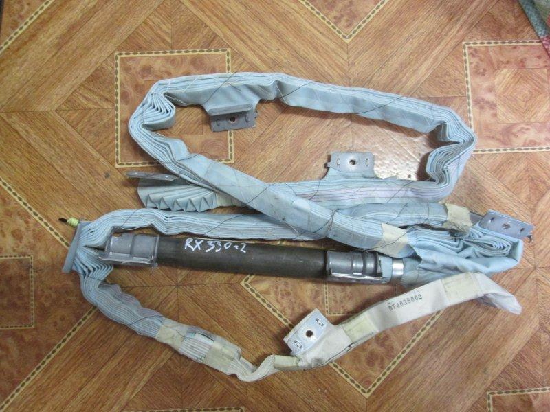 Подушка безопасности Lexus Rx330 MCU38 3MZ-FE 2005 левая