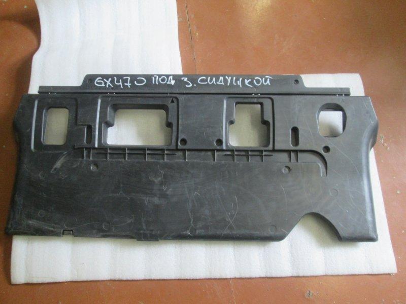 Обшивка салона Lexus Gx470 UZJ120 2UZ-FE 2008