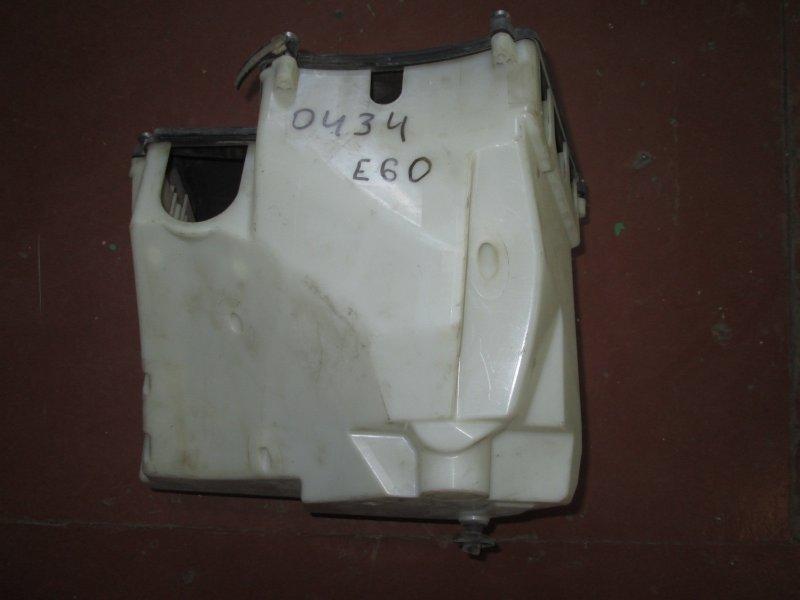 Пластик отсека двс Bmw 7-Series E66 N62B40A 2006