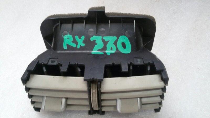 Решетка вентиляционная Lexus Rx270 AGL10 1AR-FE 2012