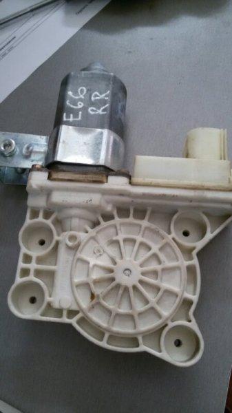 Моторчик стеклоподъемника Bmw 7-Series E66 N62B40A 2006 задний правый