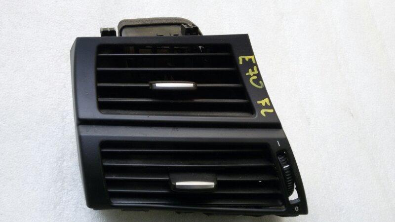 Решетка вентиляционная Bmw X5 E70 M57TU2D30 2008 левая