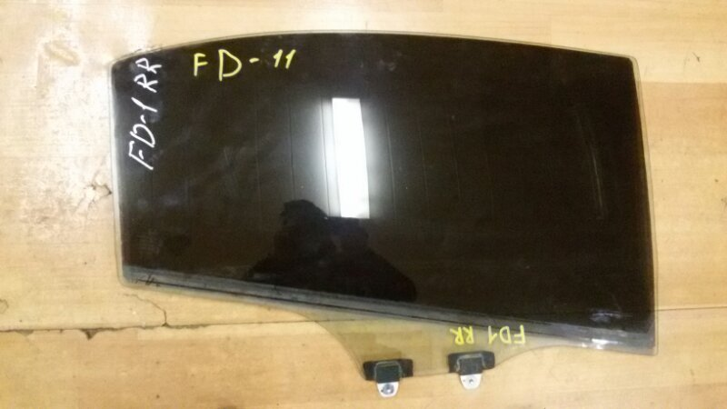 Стекло боковое Honda Civic FD3 LDA2 2011 заднее правое