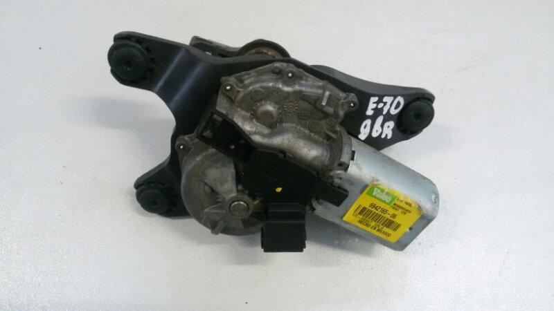 Моторчик заднего дворника Bmw X5 E70 M57TU2D30 2008