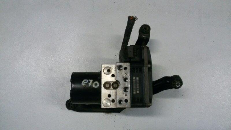 Блок abs Bmw X5 E70 M57TU2D30 2008