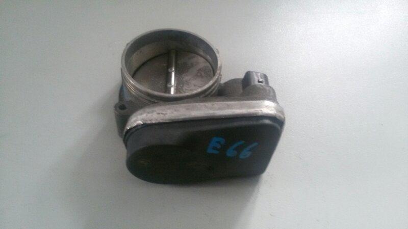 Заслонка дроссельная Bmw 7-Series E66 N62B40A 2006