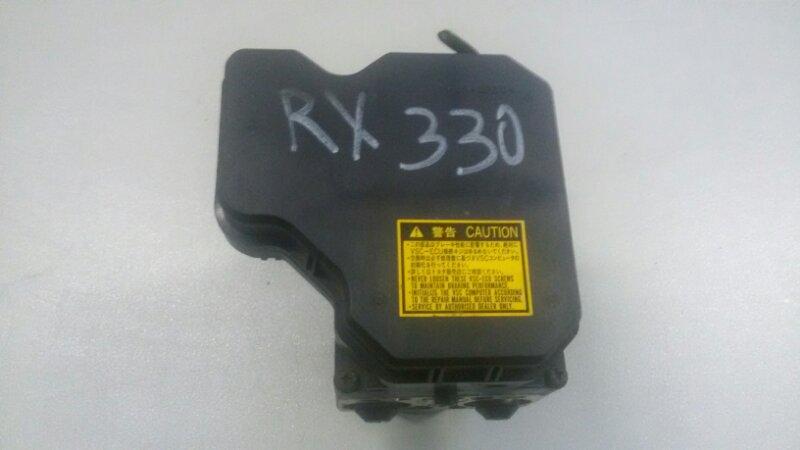Блок abs Lexus Rx330 MCU38 3MZ-FE 2004