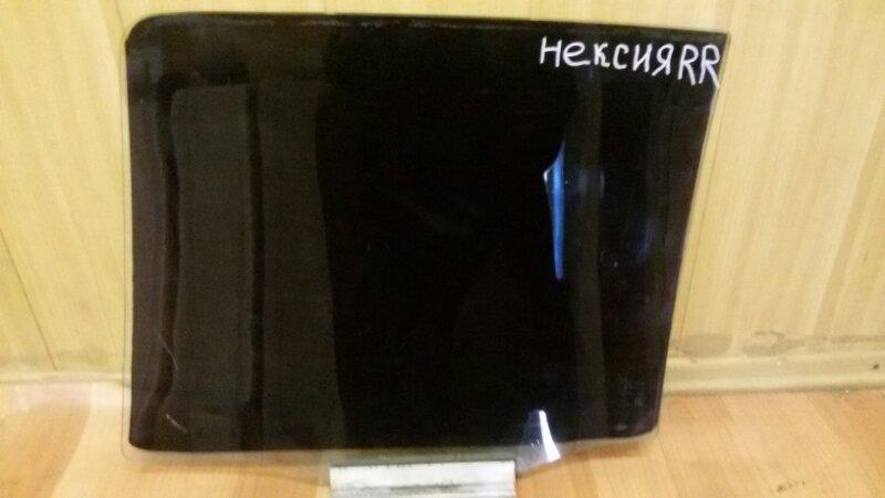 Стекло боковое Daewoo Nexia KLETN A15SMS 2012 заднее правое