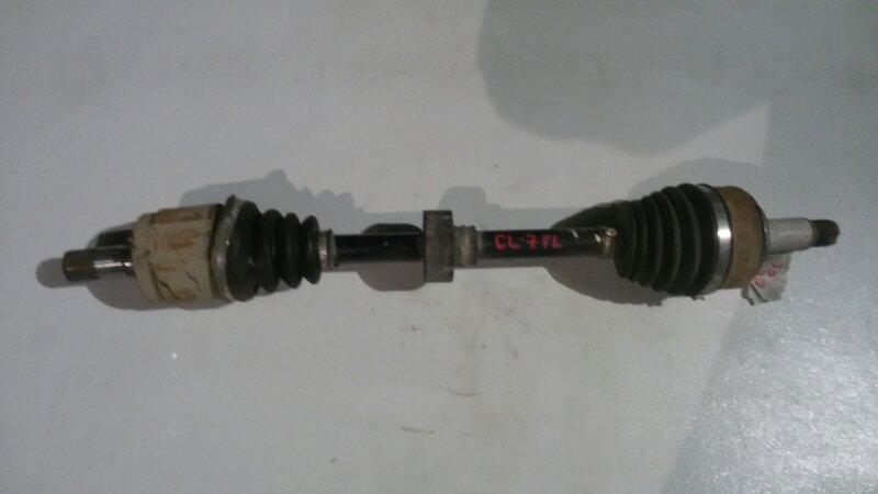 Привод, полуось Honda Accord CL7 K20Z2 2007 передний левый