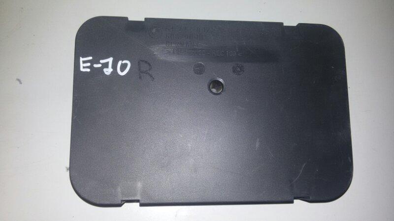 Обшивка крышки багажника Bmw X5 E70 M57TU2D30 2008