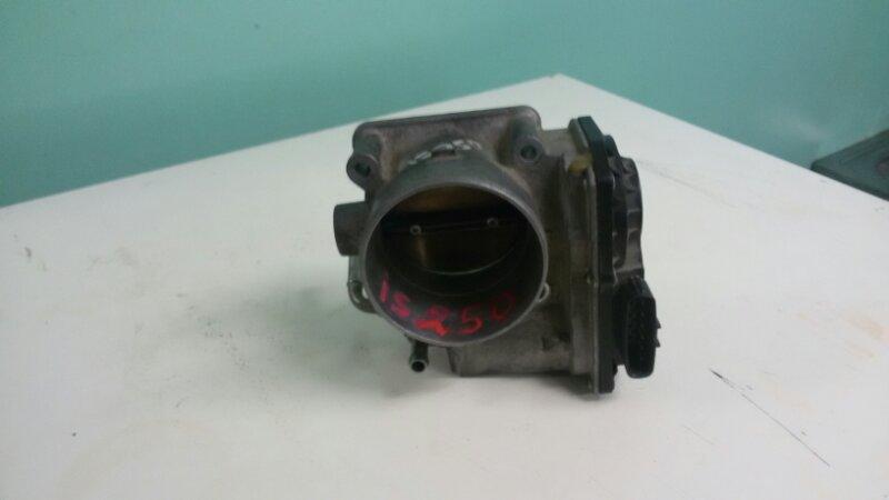 Заслонка дроссельная Lexus Is250 GSE20 4GR-FSE 2007