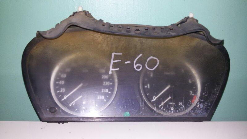 Спидометр Bmw 5-Series E60 N52B25A 2006