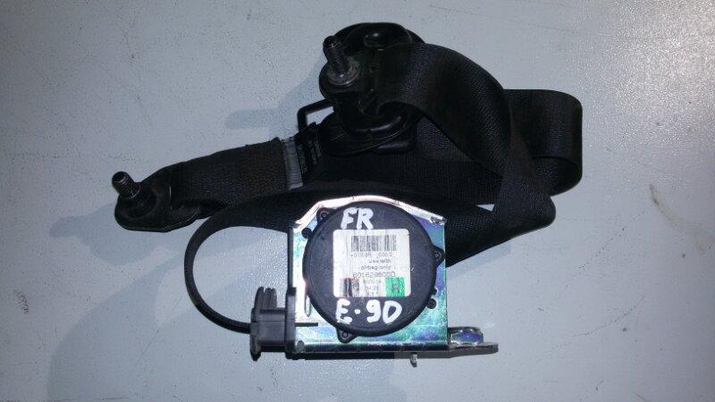 Ремень безопасности Bmw 3-Series E90 N52B25 2006 передний правый