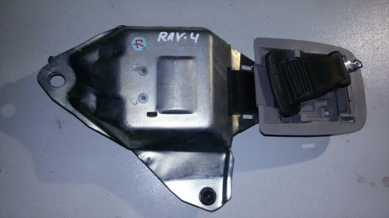 Ремень безопасности Toyota Rav4 ACA31 2AZ-FE 2007 задний