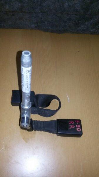 Ответная часть ремня безопасности Bmw 3-Series E90 N52B25 2006 задняя правая