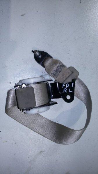 Ремень безопасности Honda Civic FD3 LDA2 2011 задний левый