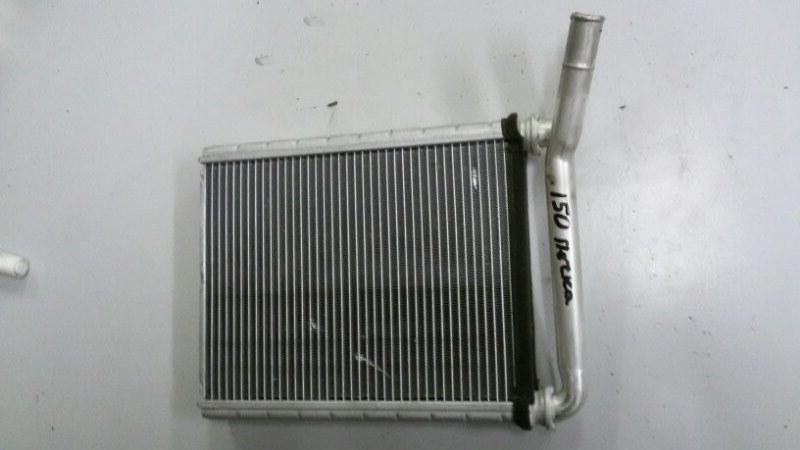 Радиатор отопителя Toyota Corolla E150 1ZR-FE 2012