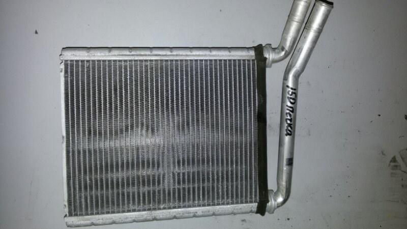 Радиатор отопителя Toyota Corolla E150 1ZR-FE 2007