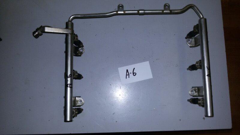 Топливная рейка (рампа) Audi A6 C6, 4F2, 4F5, BDW 2004, 2005, 2006, 2007, 2008