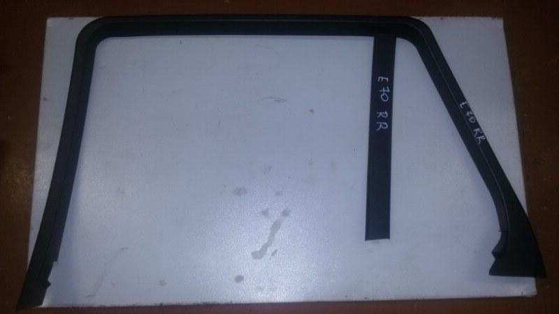 Накладка на дверь Bmw X5 E70 M57TU2D30 2008 задняя правая