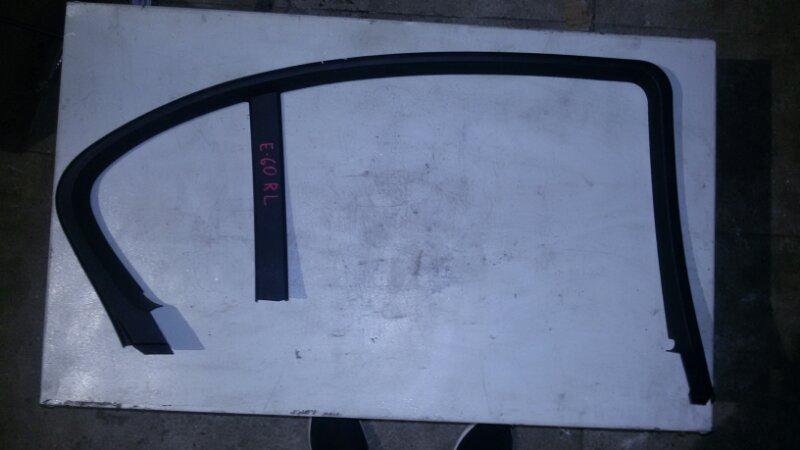 Накладка на дверь Bmw 5-Series E60 N52B25A 2006 задняя левая