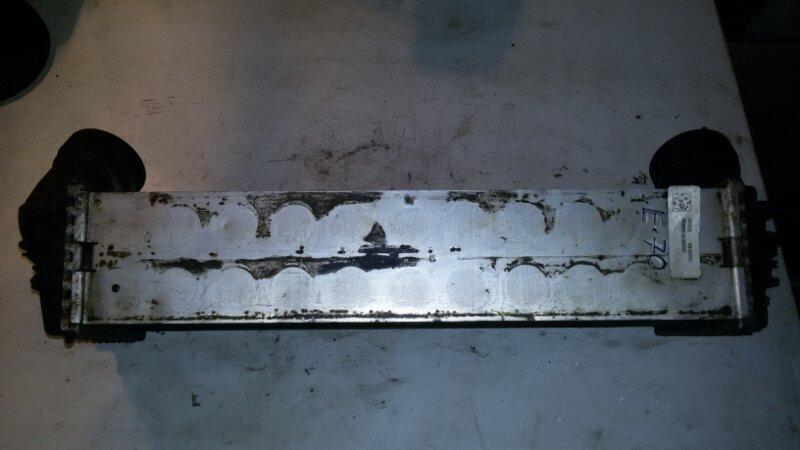 Интеркулер Bmw X5 E70 M57TU2D30 2008