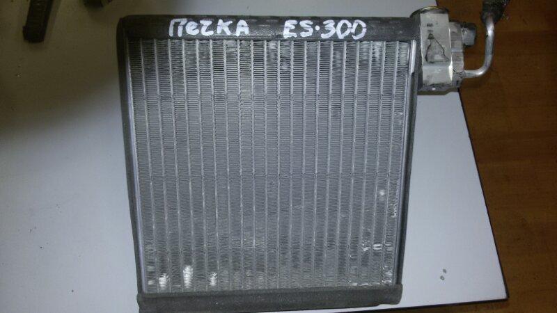 Радиатор кондиционера Lexus Es300 MCV30 1MZ-FE 2002