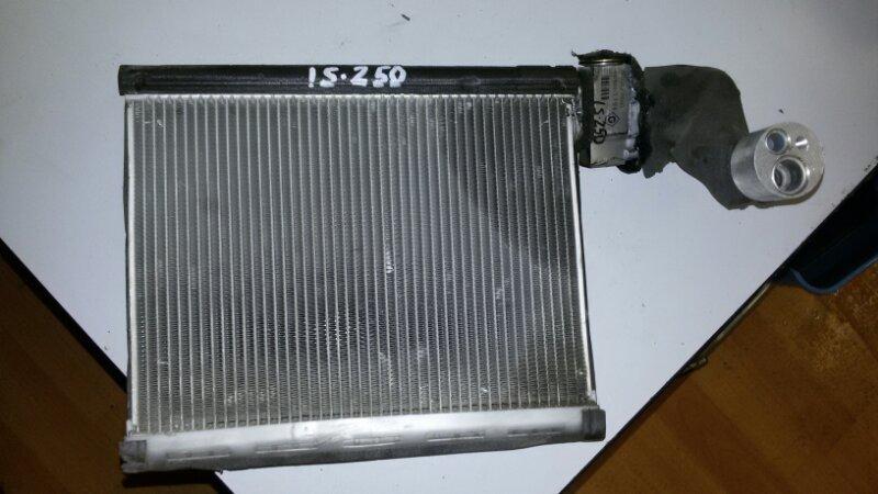Радиатор кондиционера Lexus Is250 GSE20 4GR-FSE 2007