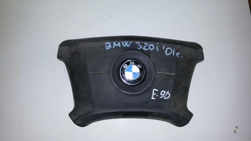 Подушка безопасности водителя Bmw 3-Series E46 2001