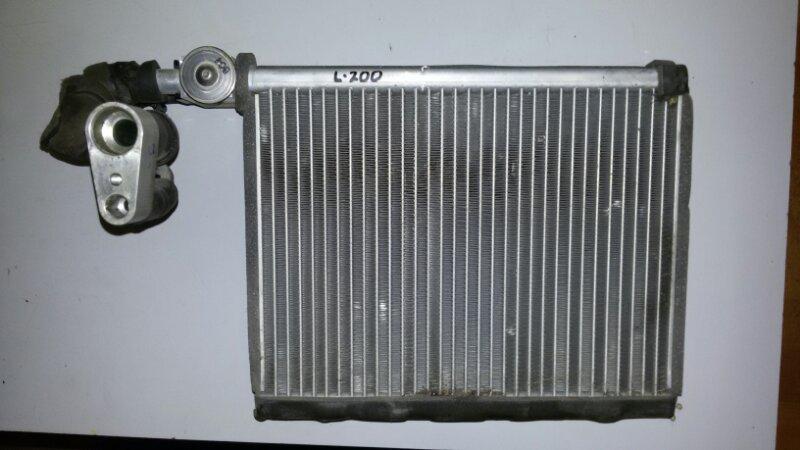Радиатор кондиционера Mitsubishi Pajero Sport KH4W 4D56 2011