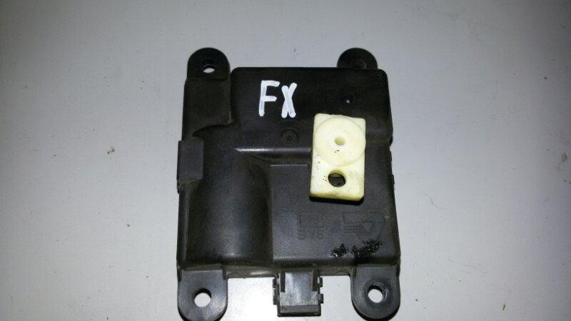 Сервопривод заслонок печки Infiniti Fx45 S50 VK45DE 2006