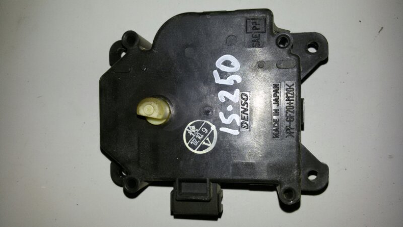 Сервопривод заслонок печки Lexus Is250 GSE20 4GR-FSE 2007