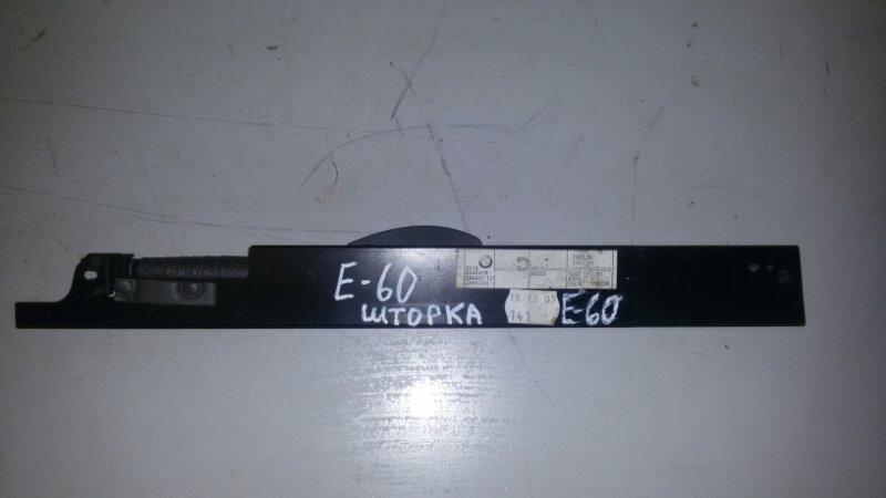 Шторка окна Bmw 7-Series E66 N62B40A 2006 задняя левая