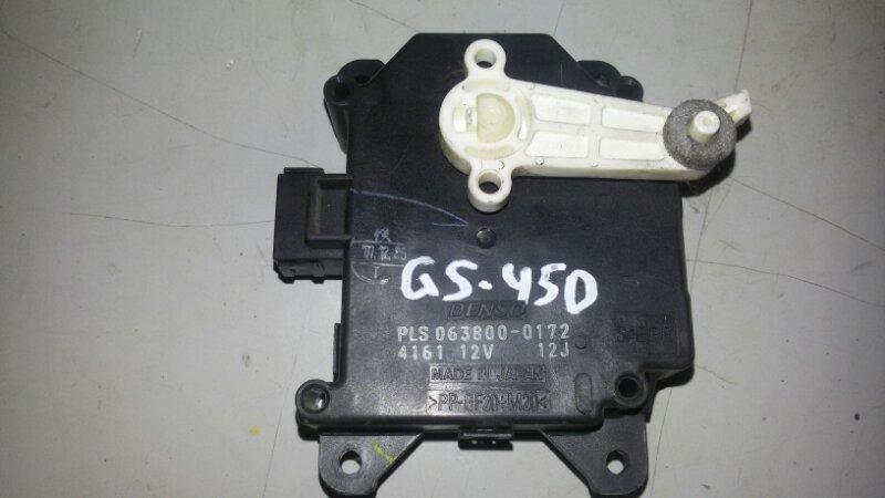 Сервопривод заслонок печки Lexus Gs450H GWS191 2GR-FSE 2008