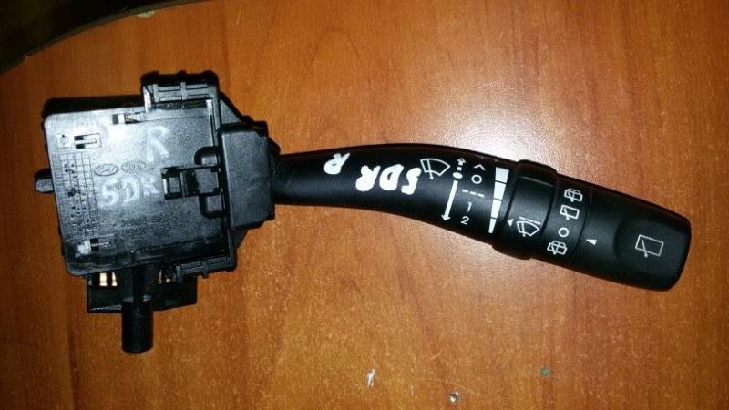 Блок подрулевых переключателей Hyundai Santa Fe CM G4KE, 2.4L 2010 правый