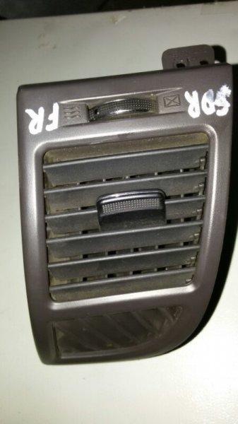 Решетка вентиляционная Hyundai Santa Fe CM G4KE, 2.4L 2010 передняя правая
