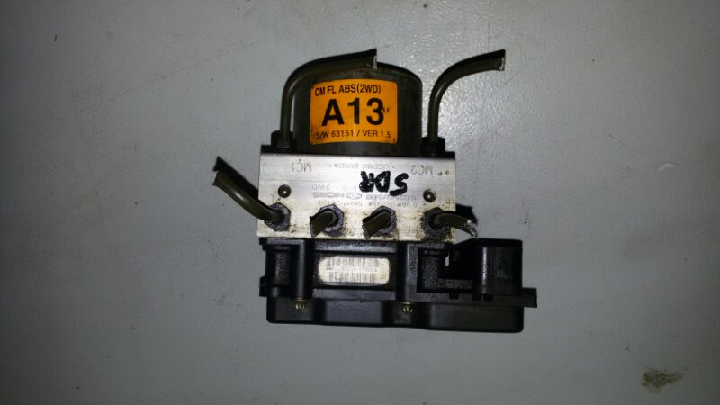 Блок abs Hyundai Santa Fe CM G4KE, 2.4L 2010