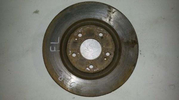 Диск тормозной Hyundai Santa Fe CM D4EB, G4KE, G6EA 2010 передний