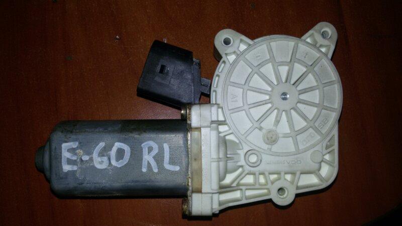Моторчик стеклоподъемника Bmw 5-Series E60 N52B25A 2006 задний левый