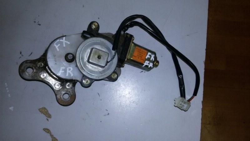 Мотор привода сиденья Infiniti Fx45 S50 VK45DE 2006 передний левый